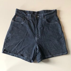Vintage Bill Blass High Waisted Shorts